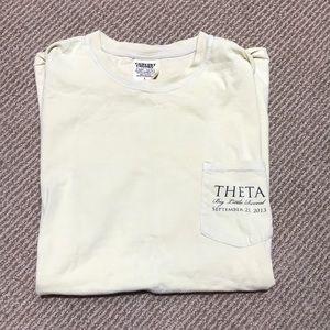Theta Comfort Colors TShirt